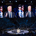 Small photo of Trump speaking at AIPAC