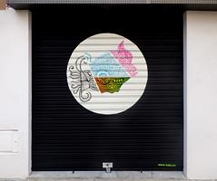 Graffiti para el Restaurante Chifa