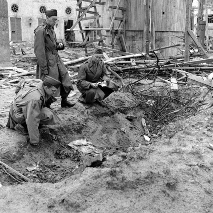 獨裁者之葬身地 希特勒的地下室5
