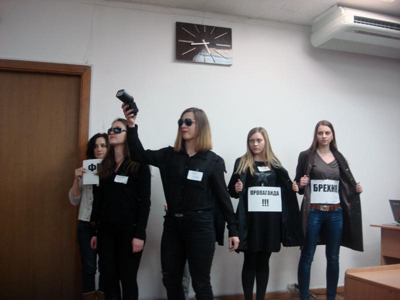 Docudays UA volunteers' training