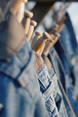 jeans & pegs