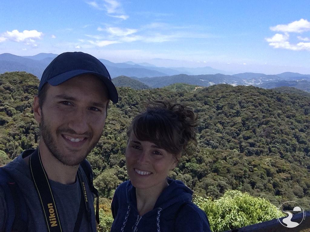 Cumbre Gunung Brinchan