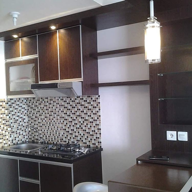 Kitchen Set Apartemen Design Minimalis Info 085100022655