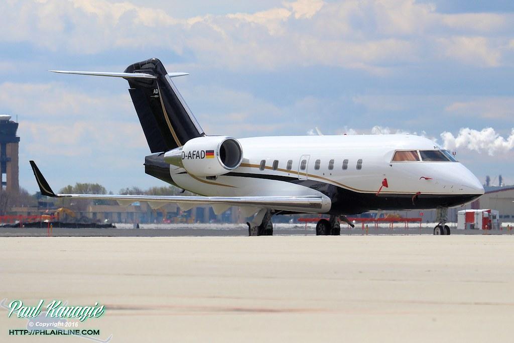 D-AFAD - CL60 - FAI rent-a-jet