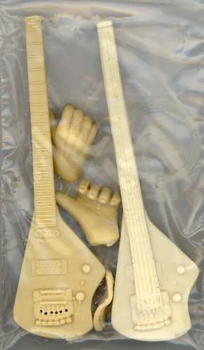 JWS Johnny Guitar All Resin Kit