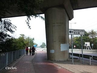 CircleG 遊記 元朗 南生圍 散步 生態遊 一天遊 香港 (6)