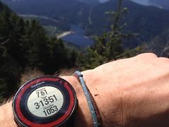 Lindsay Lake Practice Hike