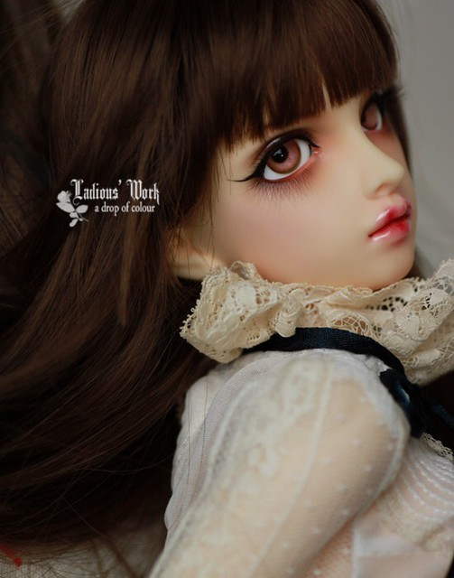 Photo:静[Volks]faceup commission By ladious666