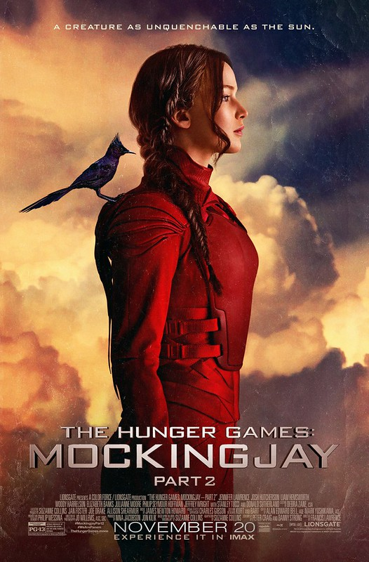The Hunger Games - Mockingjay - Part II - Poster 20