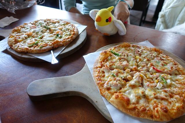 羅東安平窯烤披薩@宜蘭香格里拉休閒農場