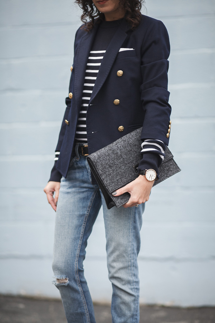 Petit Bateau Stripe Sweater