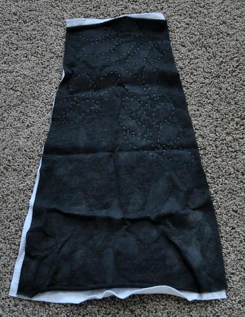 AC skirt