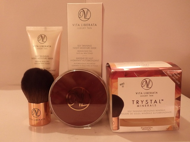 Heavy on Fashion New Year New You 2016: Vita Liberata line