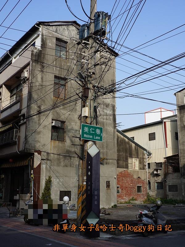 台中沙鹿美仁里彩繪巷18