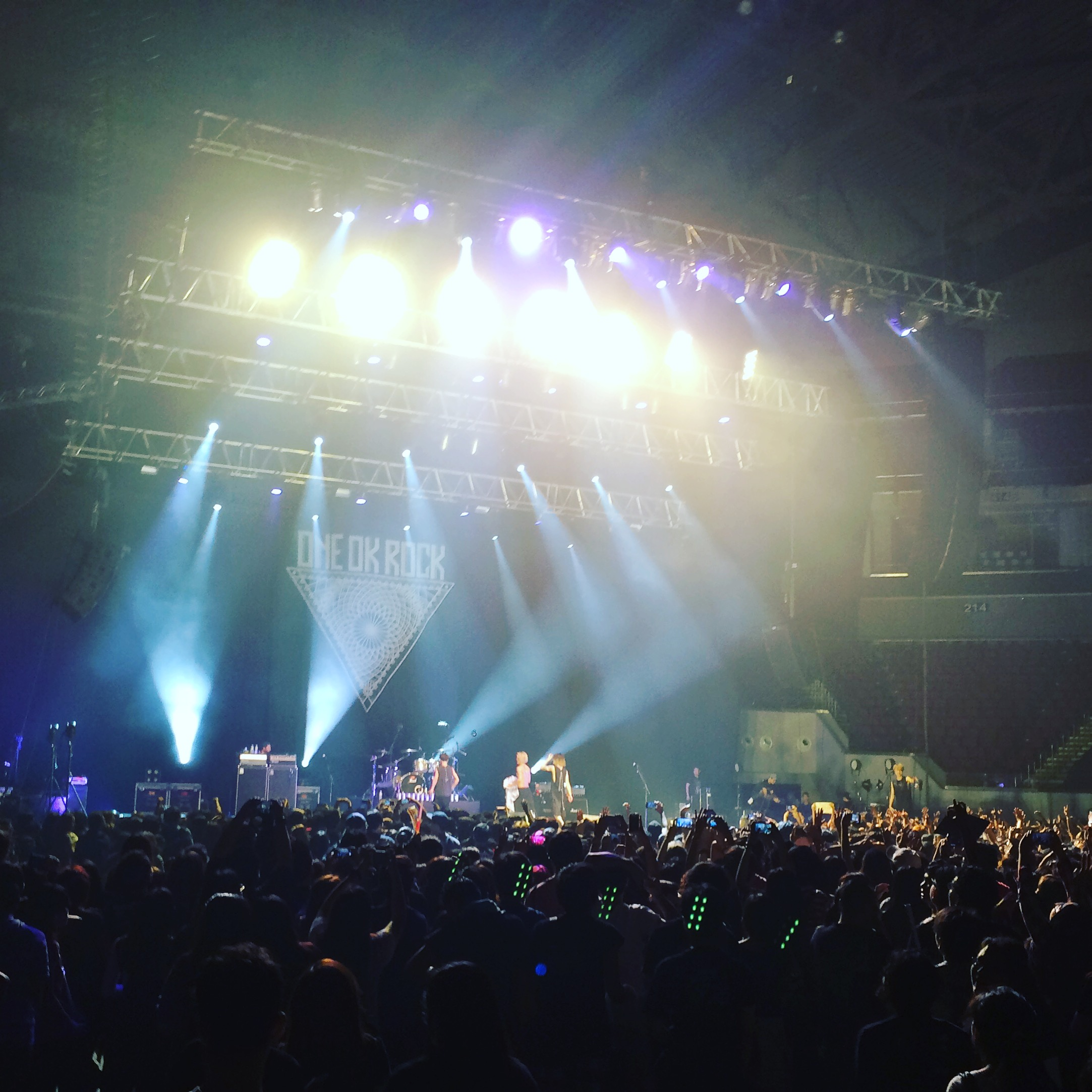 ONE OK ROCK Live in Manila 2015 Event Report
