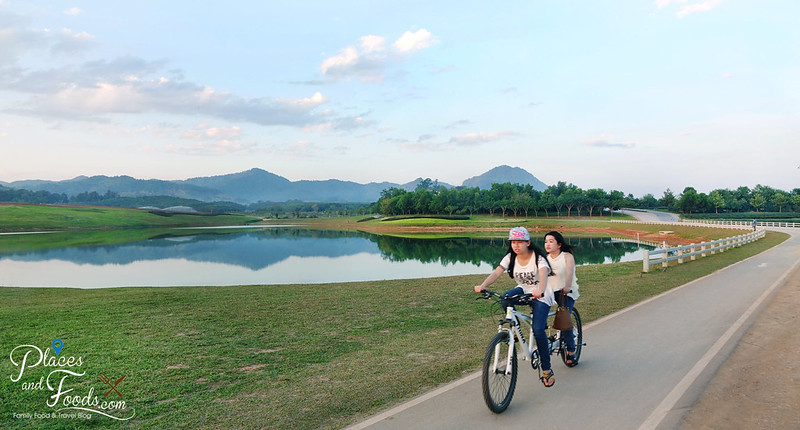 singha park twin cycling