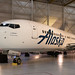 N563AS Alaska Airlines 737-890 by Brandon Farris Photography