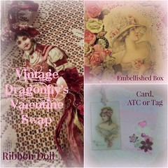 Valentine Swap 2016 by Vintage Dragonfly