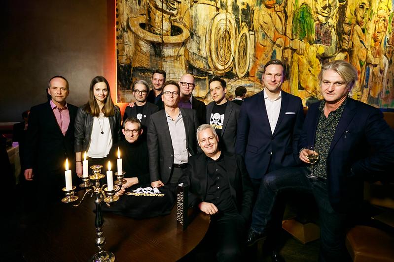 Winners' Dinner 2016