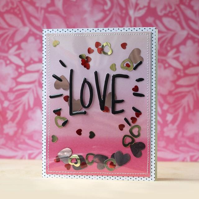 SSS-February Card Kit