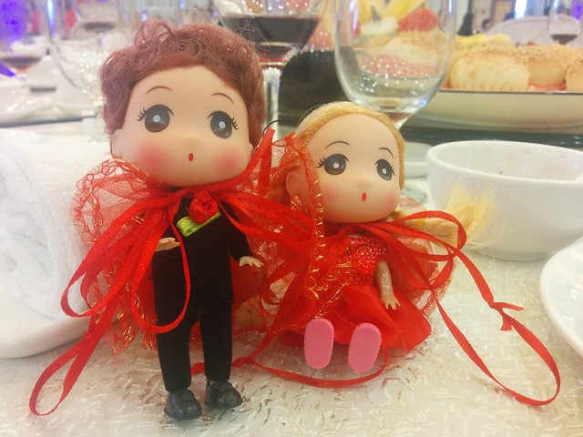 喜庆娃娃/The Marriage Dolls