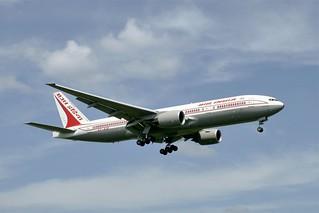 Air India VT-AIR Boeing 777-200 Birmingham(3)