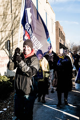 Planned Parenthood Protest in St. Louis, MO