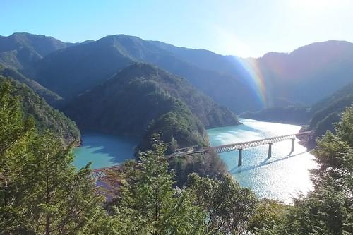 井川線・奥大井湖上駅