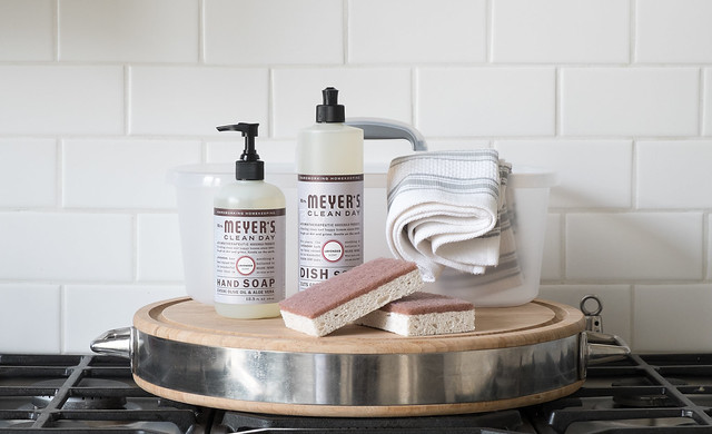 Free Mrs. Meyer's Cleaning Kit | yourwishcake.com