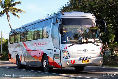 travel bus 28 tours society penafrancia philippine jac enthusiasts yuchai philbes pentours yc6l31030 hk6124am1 hfc6124kayd1
