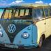 Volkswagon Van, Topaz BuzSim (Cars & Coffee Of The Upstate) *In-Explore* by Ken Lane Photography