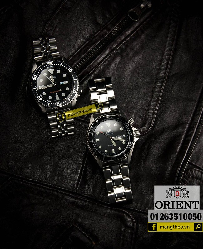 CHIA SẺ - Orient Mako USA - Bản nâng cấp đáng giá của Orient Mako