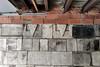 Unique residential masonry block