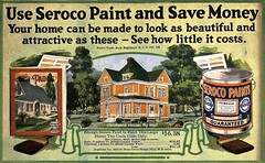 Sears 1915 Seroco Paint