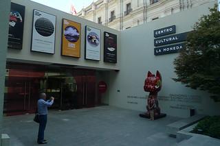 Santiago - Centro Cultural de Moneda
