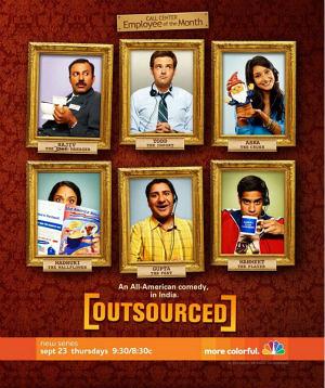 [美剧]外包公司第一季/全集Outsourced1迅雷下载