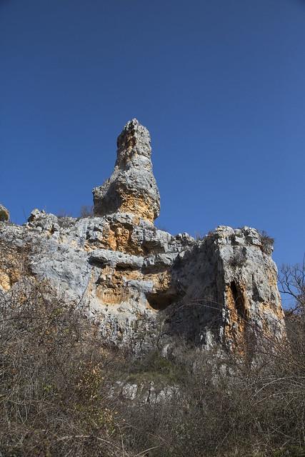 Pozo Azul, Covanera