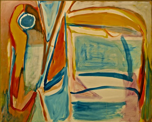 Composition (1962) - Bram Van Velde (1895 - 1981)