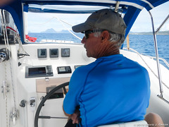 Dick at the Helm