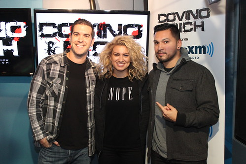 Tori Kelly with Covino & Rich