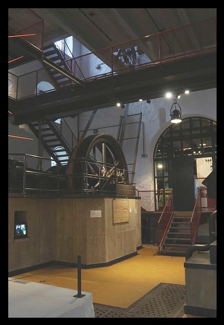 Dampfmaschine / Steam Machine von 1916