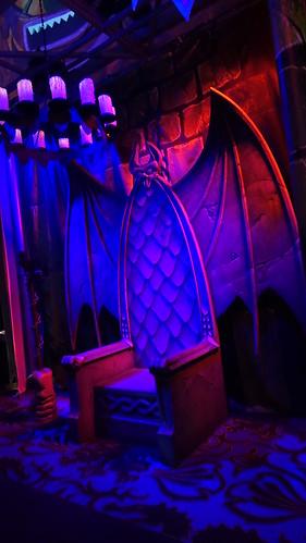 Club Villain at Disney's Hollywood Studios in Disney World (17)