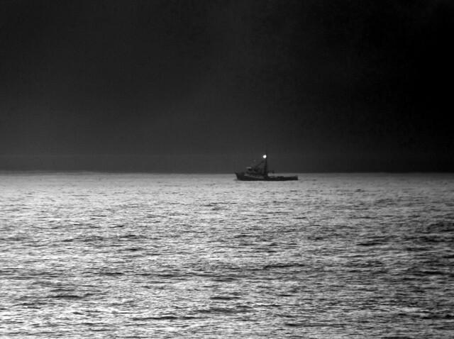 Evening cruise