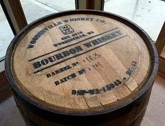 Visiting Woodinville Whiskey Company