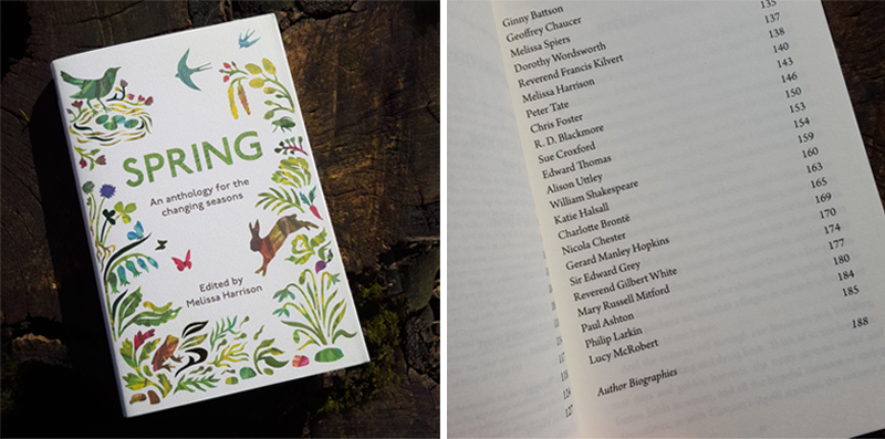 Book News: Spring (An Anthology for the Changing Seasons) | Life of Kitty