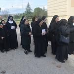 2016-03-12 - Giubileo monache benedettine