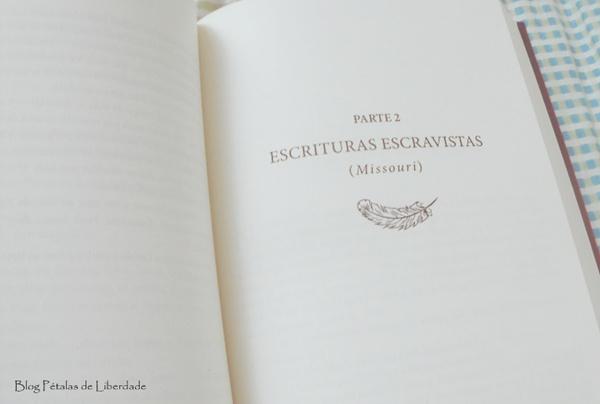 Resenha, livro, O pássaro do bom senhor, James McBride, Bertand Brasil, diagramação