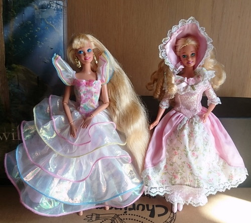 Barbie Hollywood & Little Bo Peep 1