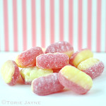 Rhubarb & Custard candy