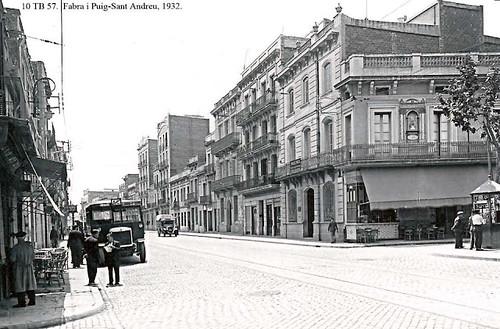 Gran-Rambla Sant Andreu del Palomar 1932